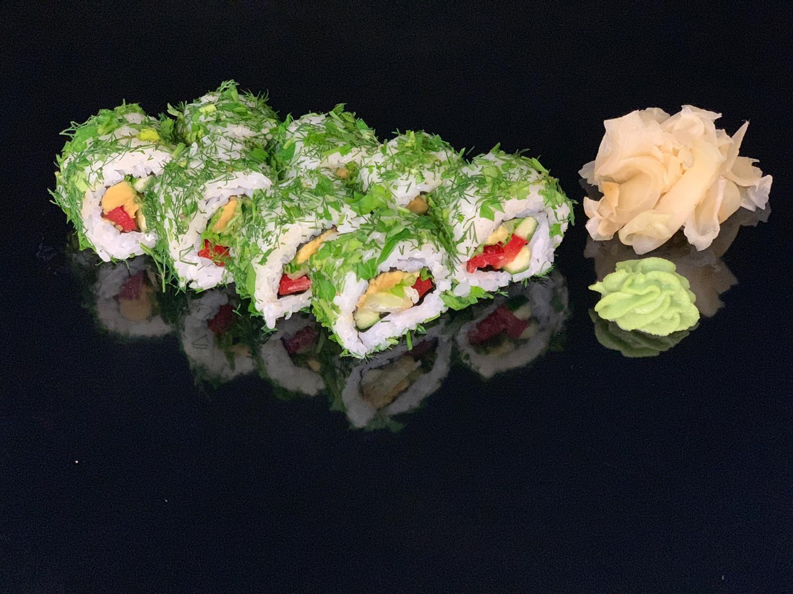 vegetarian-roll-in-potherbs
